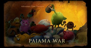 Adventure Time Vlogs: Episode 179 - The Pajama War