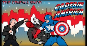 Captain America - The Cinema Snob