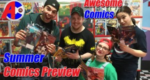 Summer Comics Preview - Awesome Comics