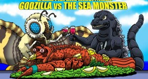 Godzilla vs. The Sea Monster - Brandon Tenold