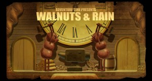 Adventure Time Vlogs: Episode 187 - Walnuts and Rain