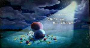 Adventure Time Vlogs: Episode 190 - Chips and Ice Cream