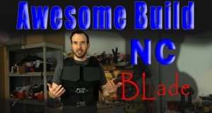Blade Costumes and Props - Awesome Build
