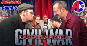 Captain America: Civil War - Awesome Comics