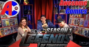 DC's Legends of Tomorrow - Awesome Comics