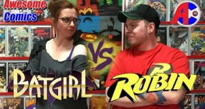 Batgirl vs Robin - Awesome Comics
