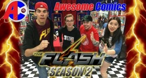 Flash Season 2 - Awesome Comics