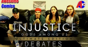 Injustice Debates - Awesome Comics