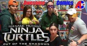 TMNT: Out of the Shadows - Awesome Comics