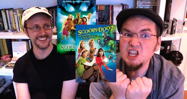 Nostalgia Critic Real Thoughts on - Scooby Doo Movies