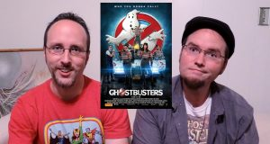 Ghostbusters (2016) - Sibling Rivalry