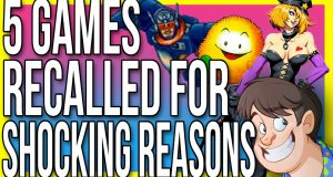 5 Games Recalled for Shocking Reasons - Fact Hunt