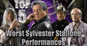 Top 5 Worst Stallone Performances
