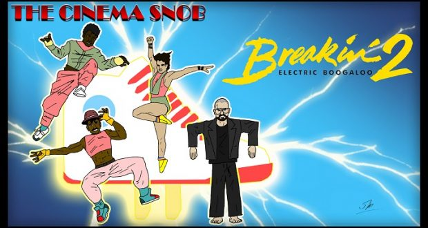 Breakin 2 Electric Boogaloo - The Cinema Snob