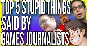 Top 5 Stupid Things Said by Games Journalists - Fact Hunt
