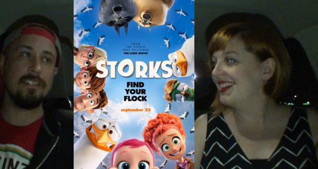 Storks and The Magnificent Seven - Midnight Screenings