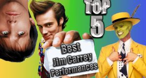 Top 5 Best Jim Carrey Performances