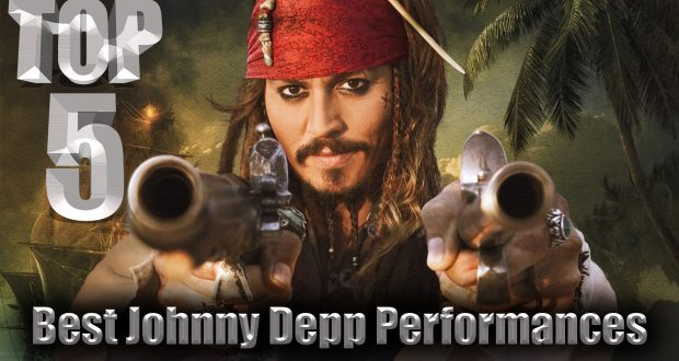 Top 5 Best Johnny Depp Performances