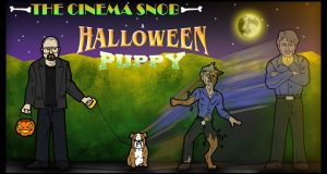 A Halloween Puppy - The Cinema Snob