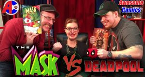 The Mask vs Deadpool - Awesome Comics
