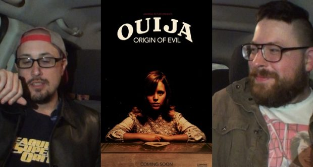 Ouija: Origin of Evil & Jack Reacher: Never Go Back - Midnight Screenings
