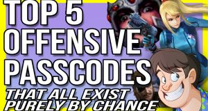 Top Five Offensive Passcodes - Fact Hunt