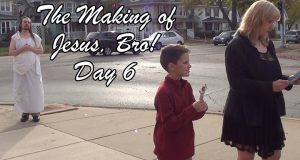 The Making of JESUS, BRO! Day 6