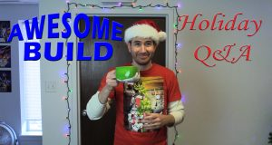Holiday Q&A - Awesome Build