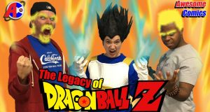 Legacy of Dragon Ball Z - Awesome Comics