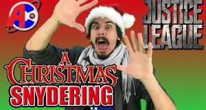 A Christmas Snydering - Awesome Comics Theater