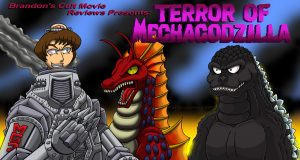 Terror Of Mechagodzilla - Brandon Tenold