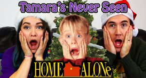 Home Alone - Tamara's Never Seen