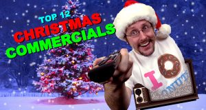 Top 12 Christmas Commercials - Nostalgia Critic