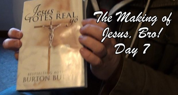 The Making of JESUS, BRO! Day 7