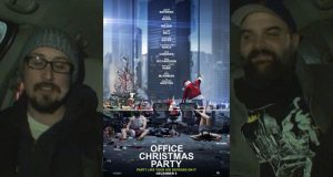 Office Christmas Party and Nocturnal Animals - Midnight Screenings