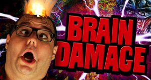 Brain Damage - Blood Splattered Cinema