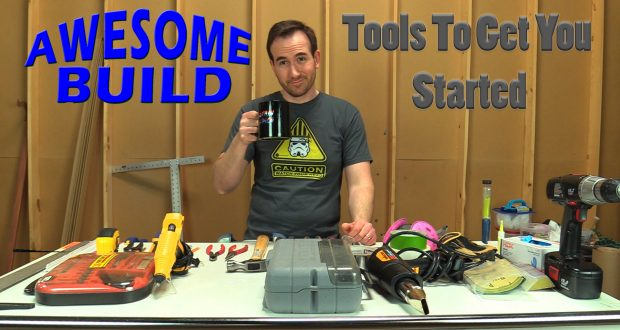 Tools to Get You Started - Awesome Build
