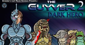 Guyver 2: Dark Hero - Brandon Tenold