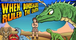 When Dinosaurs Ruled The Earth - Brandon Tenold