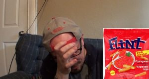 Brad Tries Red Caviar Snacks