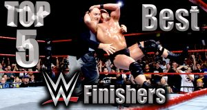 Top 5 Best WWE Finishers
