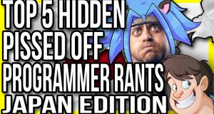 Top 5 Hidden Pi**ed Off Programmer Rants (Japan edition) - Fact Hunt
