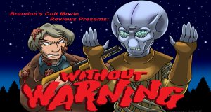 Without Warning - Brandon Tenold