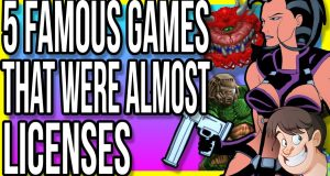 5 Famous Games That Were Almost Licenses - Fact Hunt