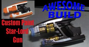 Star-Lord Gun - Awesome Build