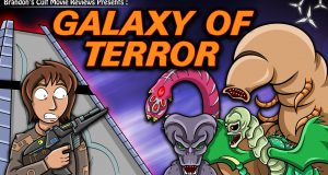 Galaxy Of Terror - Brandon Tenold