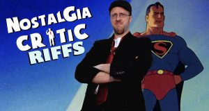 Nostalgia Critic Riffs - Superman: Destruction, Inc.