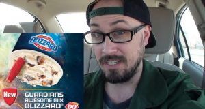 Brad Tries The Guardians Awesome Mix Blizzard