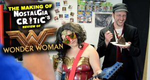 Wonder Woman - Making of Nostalgia Critic