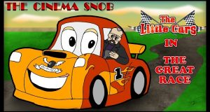 The Little Cars in The Great Race - The Cinema Snob